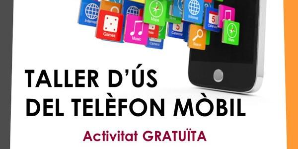 Taller d'ús de telèfon mòbil a Bellcaire d'Urgell