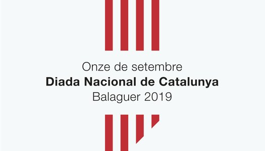 Acte de commemoració de la Diada Nacional de Catalunya 2019