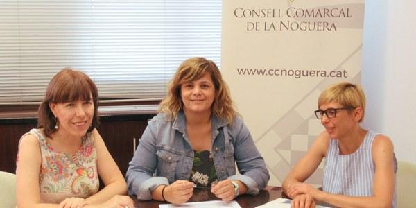 Adjudicat a Aspid el nou contracte del Servei de Teleassistència del Consell Comarcal de la Noguera