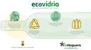Campanya informativa d'Ecovidrio als establiments d'hostaleria i restauració de Ponts i Balaguer sobre la recollida selectiva dels residus de vidre