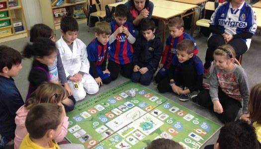 El Consell Comarcal de la Noguera continua promovent el reciclatge de residus entre els escolars de la comarca