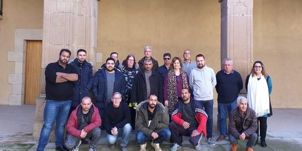 El Consell Comarcal de la Noguera contracta 16 persones en el Programa Treball i Formació 2019