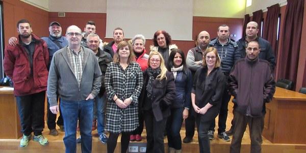 El Consell Comarcal de la Noguera contracta 18 persones dins del Programa Treball i Formació