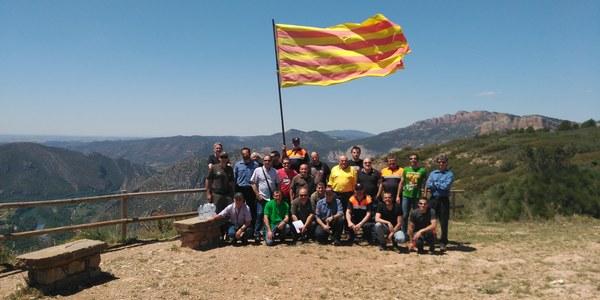 El Consell Comarcal de la Noguera ha organitzat la 9a Jornada d'Implantació del Pla de Protecció Civil Comarcal amb la col·laboració dels cossos de Bombers, Mossos d'Esquadra i Agents Rurals