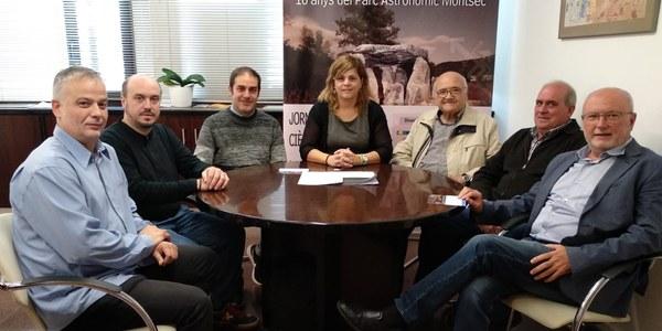 El Consell Comarcal de la Noguera i la Cooperativa d'Artesa de Segre col·laboren en una edició especial del vi Montsec Vintage
