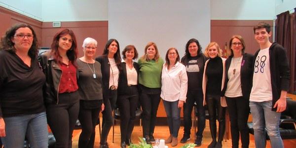 El Consell Comarcal de la Noguera i l'Ajuntament de Balaguer commemoren el Dia de la Dona
