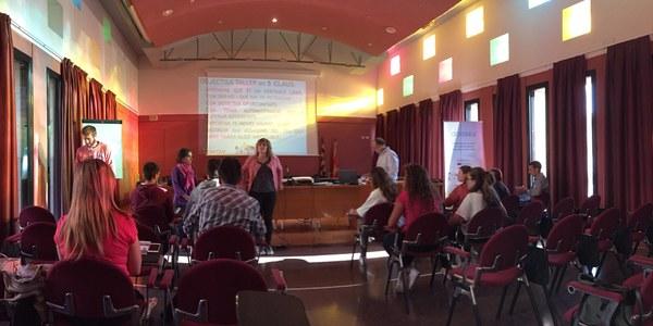 El programa Arrenca d'emprenedoria juvenil obre portes amb una quinzena de xerrades i visites a empreses de la Noguera