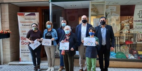 Lliurament dels premis de la Cistella Solidària