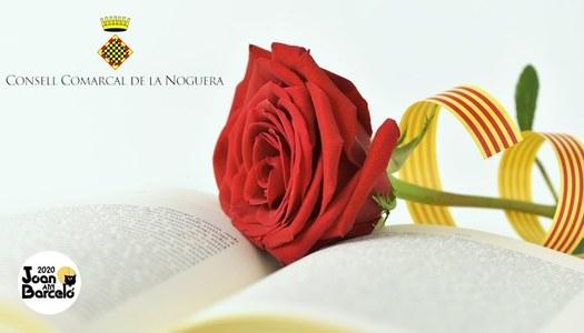 Felicitació de Sant Jordi del Consell Comarcal de la Noguera