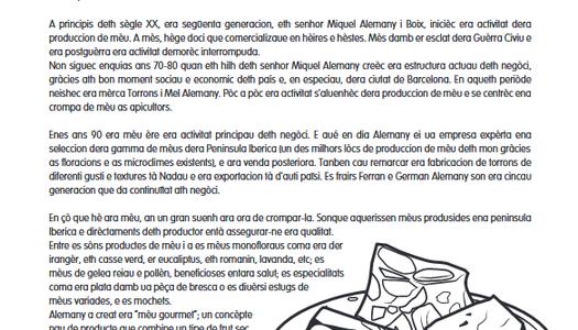 Futurs Emprenedors Rurals tradueix a l'aranès els relats d'empreses de la Catalunya Rural
