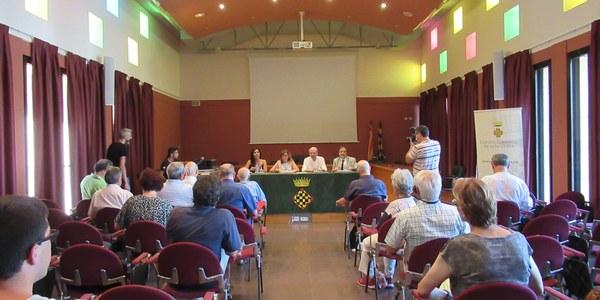 Inaugurat el 23è curs d'estiu de la Càtedra d'Estudis Medievals del Comtat d'Urgell