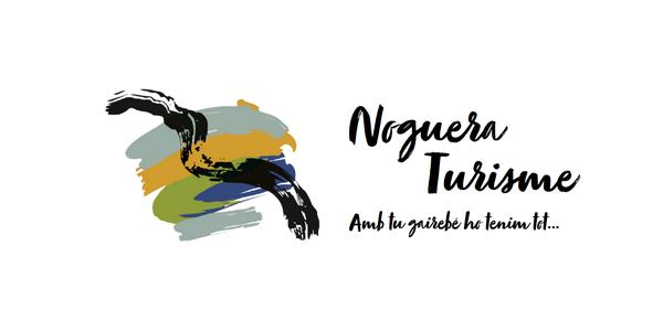 Nou logo de turisme de la Noguera
