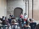 """Marta Pontnou presenta el seu llibre """"Sexe ficció"""" al Consell Comarcal de la Noguera"""