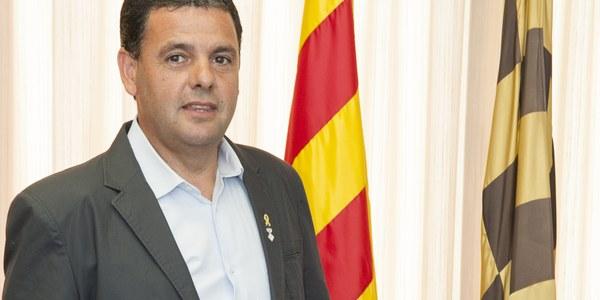 Miquel Plensa, president del Consell Comarcal de la Noguera