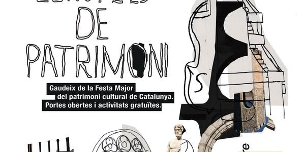 La Noguera se suma a les Jornades Europees de Patrimoni els dies 9,10 i 11 d'octubre