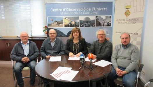Nou rècord de visitants al Parc Astronòmic Montsec l'any 2017