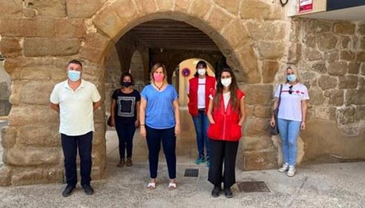 Els Serveis Socials del Consell Comarcal de la Noguera conjuntament amb Creu Roja continuen donant suport al programa per prevenir contagis durant la campanya agrària