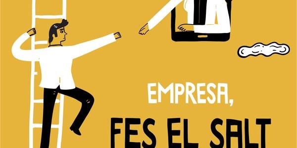 """Suport a la transformació digital de les empreses de Ponent a través de la campanya """"EMPRESA, FES EL SALT AL DIGITAL"""""""