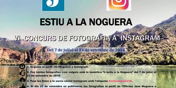 Arrenca #Estiu a la Noguera, el sisè concurs fotogràfic d'Instagram