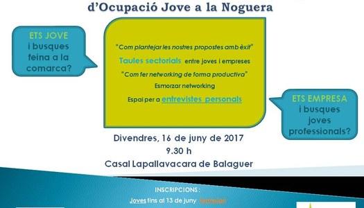 Jornada de Networking per a joves i empreses a la Noguera