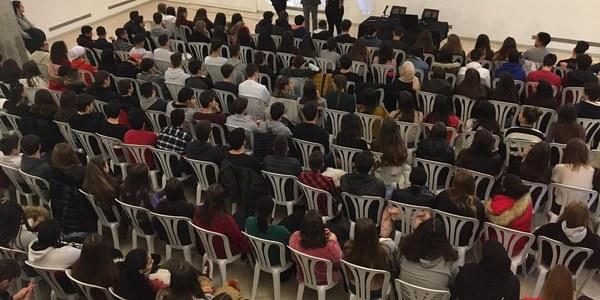 La Trobada de Centres Escolars de la Noguera estrena nou format i aplega més de 200 alumnes