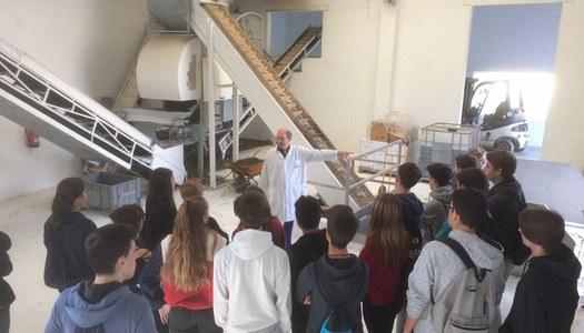 Més de 160 alumnes i una desena d'empreses de la Noguera han participat a la 6a edició del programa Arrenca