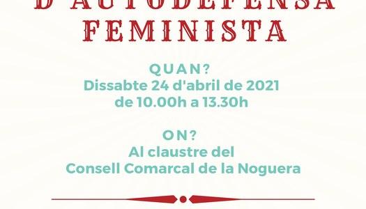 L'Oficina Jove de la Noguera posa en marxa un taller d'autodefensa feminista