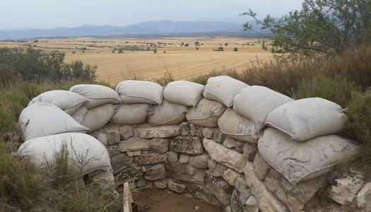 Espais de la memòria històrica: les Trinxeres