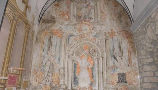 Les pintures barroques de l'esglèsia de Butsènit d'Urgell