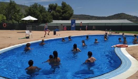 Finalitza amb èxit el nou format de l'Interpiscines, amb la participació de 31 piscines de la comarca