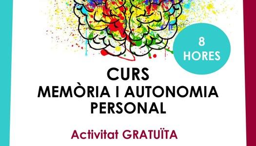 Curs Memòria i autonomia personal - Os de Balaguer