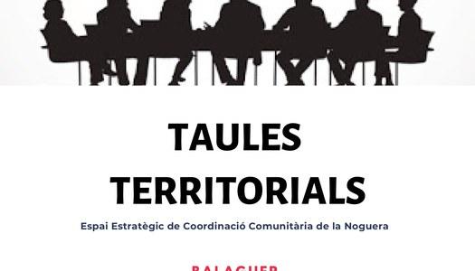 Taula Territorial de l'Espai Estratègic de Coordinació Comunitària de la Noguera