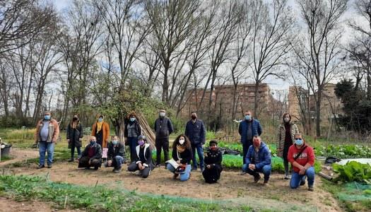 11a temporada del Projecte Cultiva't – Horts Comunitaris