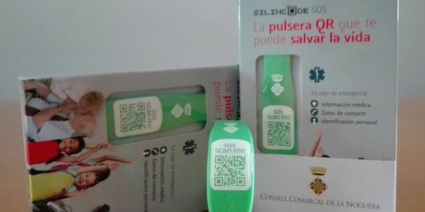 250 persones porten la polsera del programa Milpeus de la Noguera