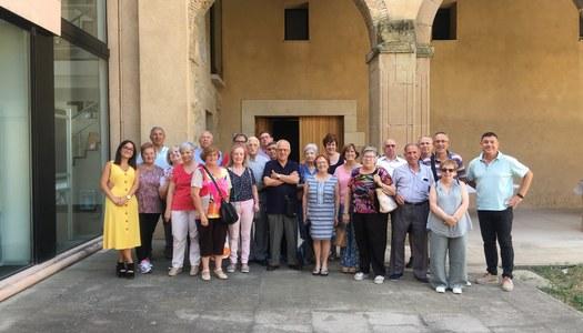 2a trobada de la gent gran de la Noguera per preparar la seva participació al 8è Congrés de la Gent Gran de Catalunya