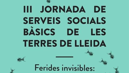 La III Jornada de Serveis Socials de les Terres de Lleida tractarà el tema de la violència