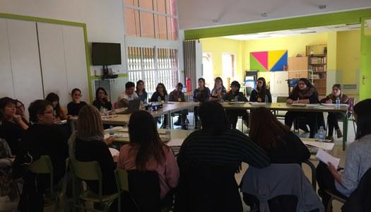 Balaguer acull la IV Trobada de professionals dels Serveis d'Intervenció Socioeducativa de la província de Lleida