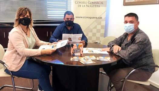 """Llançament de la campanya """"Desmuntem falsos rumors i prejudicis"""" per les xarxes socials comarcals"""