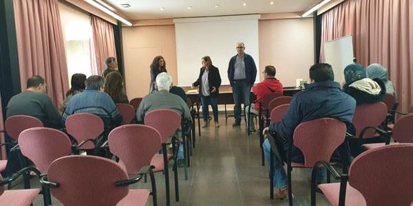 Comença la 9a temporada del Projecte Cultiva't – Horts Comunitaris