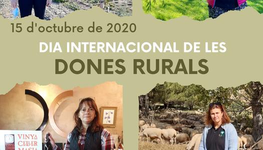 Commemorem el Dia Internacional de les Dones Rurals a la Noguera amb dones de la Noguera
