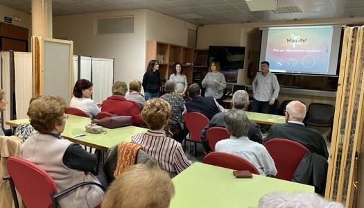 Conferències sobre neuroprevenció als casals premiats a la 14a Trobada de la Gent Gran de la Noguera