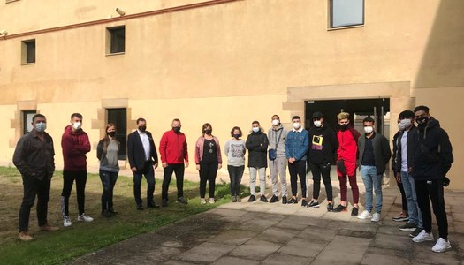 El Consell Comarcal de la Noguera contracta 10 joves amb el Programa Treball i Formació – Línia Joves Tutelats i Extutelats