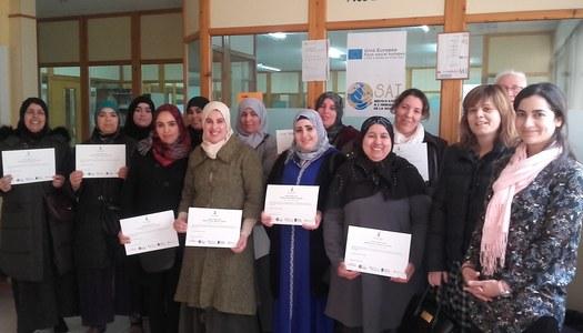 El Consell Comarcal de la Noguera inicia els cursos d'alfabetització en català del 2019
