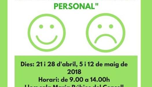 El Punt de Voluntariat de la Noguera organitza un curs sobre gestió emocional