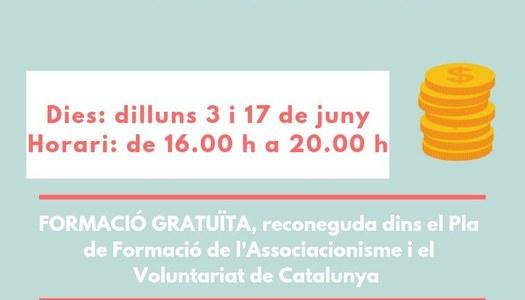 """El Punt de Voluntariat del Consell Comarcal de la Noguera organitza el curs """"Com demanar subvencions"""""""