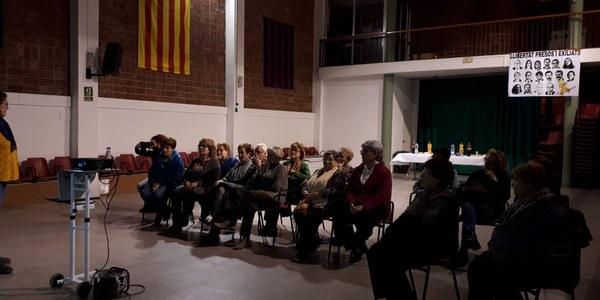 El Servei d'Informació i Atenció a les Dones de la Noguera va participar en diferents activitats per commemorar el Dia Internacional per a l'eliminació de la violència envers les dones