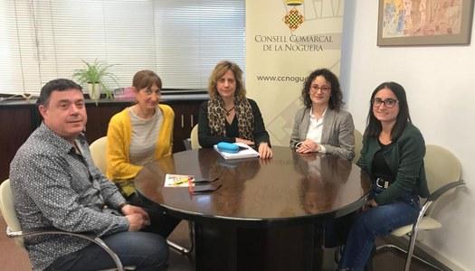El Servei de Suport al Dol de Ponent comença a atendre a la comarca de la Noguera, a les instal·lacions del Consell Comarcal