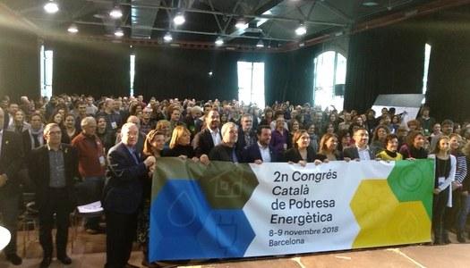 Els Serveis Socials del Consell Comarcal de la Noguera participen al 2n Congrés Català de Pobresa Energètica