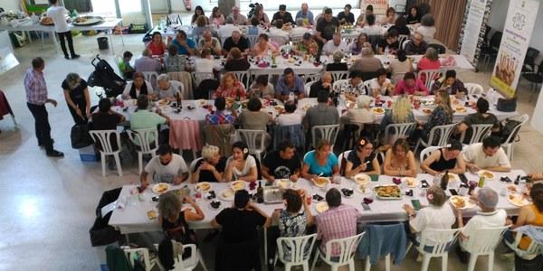 Èxit de la Diada i Dinar Comunitaris de la Taula d'Entitats de Balaguer
