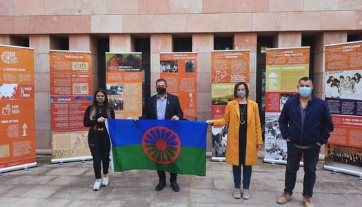 """Exposició """"600 anys del Poble Gitano a Catalunya"""" amb motiu del Dia Internacional del Poble Gitano"""
